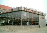 Полуфабрикат здание стальной структуры для промышленного применения