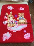 Одеяло 100% младенца норки полиэфира
