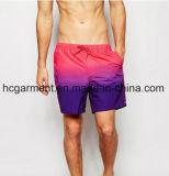 Цветасто краткости для человека, износ доски Swimwear Beachwear пляжа