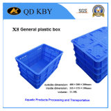 X8 일반적인 플라스틱 회전율 콘테이너 상자