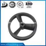 Rueda volante modificada para requisitos particulares del bastidor de arena de hierro gris del equipo del ejercicio