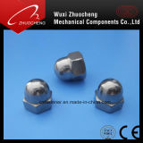 DIN1587 rostfreie Steel304 316 Kapselmuttern