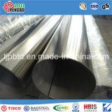 De Pijp van het roestvrij staal (ASTM A554, A269 en A270, A312)