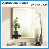 Specchio d'argento per gli specchi di vetro/stanza da bagno della parete con la certificazione