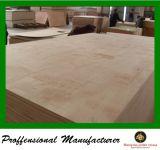 Preço elevado da madeira compensada de Quanlity do euro- mercado