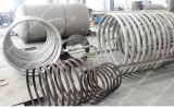 석유 정제의 10t/D 콩기름 정련소 기계 또는 플랜트