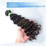 Weave Curly profundo brasileiro do cabelo de Remy Ombre para americanos africanos