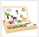 Brinquedo de madeira DIY do enigma