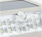 fuori kit chiari solari degli indicatori luminosi del portello mini dell'indicatore luminoso solare bianco solare della parete da vendere