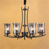 Neues Design Chandelier Lamp mit Glass Shade (SL2246-8)