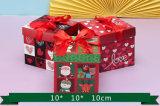 Boîte cadeau de mariage en papier à impression fine, boîte cadeau personnalisée