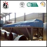 Maquinaria activada núcleo verde oliva del carbón de leña del proyecto del Brasil