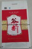 Embalagem de plástico de alta qualidade Arroz tecido PP, Bolsa de tecido industrial