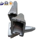 Dentes da cubeta do dente 9W8452RC da cubeta das peças sobresselentes da máquina escavadora do OEM