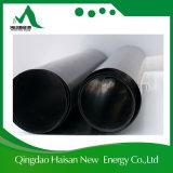 1.25mm HDPE Geomembrane van de Dikte voor Groeiende Systemen Aquaponics met de Certificatie van Ce