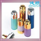 Aluminium als kosmetische luftlose Pumpen-Flasche