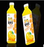 Бутылки безалкогольных напитков сжимая машину для прикрепления этикеток втулки, поставщика Китая