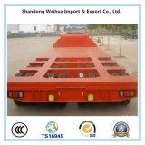 Qualität HochleistungsLowbed LKW-halb Schlussteil vom Lieferanten