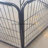 8 Panel-Hochleistungshaustier-Hundegehäuse-Übungs-Feder 80 x 80cm