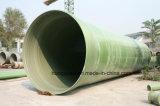 Tubo di Dn4000 FRP per il rifornimento idrico & il drenaggio urbani