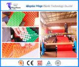 Plastik-beleg-Bodenbelag-Matten-Produktionszweig der Belüftung-Fußboden-Blatt-Extruder-Maschinen-/Kurbelgehäuse-Belüftung Anti
