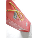 Pétrole Packaging Bag/Paper Shopping Bags avec Handle
