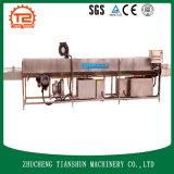ガラス洗浄のための圧力洗濯機そしてクリーニング機械