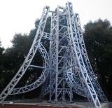 4 гальванизированная ногами башня стали угла