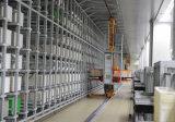 Sistema in modo allarmante di registrazione di immagini termiche infrarossa sul magazzino del tabacco