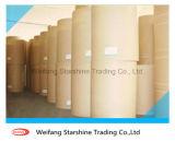 papier excentré de 80GSM Woodfree pour l'emballage &Printing