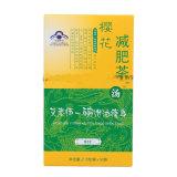 De Chinese Thee van het Dieet van de Thee van het Vermageringsdieet Yinghua voor het Verlies van het Gewicht