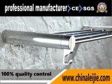 Cremalheira de toalha do aço inoxidável da alta qualidade para o banheiro (Lj55001