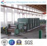 織物のコアコンベヤーベルトの加硫の出版物機械