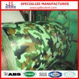 Ral3002 PPGI PPGL Ppcr a enduit les enroulements d'une première couche de peinture en acier laminés à froid
