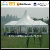 De hoge Piek Duidelijke Tent van de Markttent van het Canvas van Guangzhou van de Gebeurtenis van het Huwelijk van de Stof van pvc van het Aluminium van de Partij van de Pagode van Nigeria Afrika van de Spanwijdte Openlucht Waterdichte Witte Waterdichte
