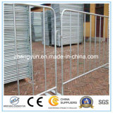 Barriere galvanizzate della costruzione dell'acciaio inossidabile/barriere usate di controllo di folla