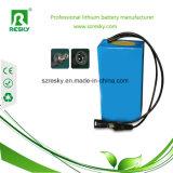 Fabbrica che vende la batteria di ione di litio 36volt 10.4ah per Ebike