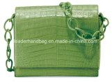 PU上の製造業者の卸売安いカスタムデザイナー方法女性革女性のハンド・バッグ