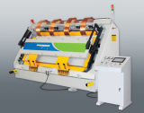 Machine de jointure de bâti à haute fréquence pour le travail du bois
