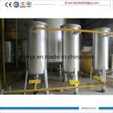 Olio di lubrificante residuo da 5 tonnellate che ricicla macchinario