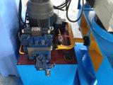 Pressa di gomma delle suole della macchina della gomma della macchina idraulica di gomma dei pattini