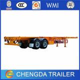 Aanhangwagen 2 van Chengda de Aanhangwagen van de Container van Assen