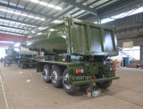 Sinotruk HOWO 트랙터와 반 덤프 트럭 트레일러