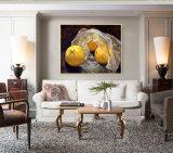 Картина искусствоа фабрики сразу, картина маслом украшения, превосходная искусствоа картина плодоовощ жизни все еще