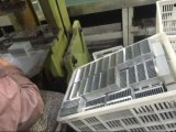 알루미늄 열 싱크 밀어남 단면도 방열기 열 싱크
