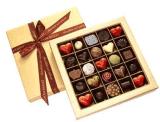 Rectángulo de papel /Chocolate del caramelo que empaqueta al por mayor