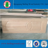 Естественная деревянная кожа двери Veneer Bailing76