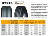 Wearproof сверхмощное полностью стальная радиальная покрышка шины тележки (одобренный ECE)