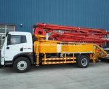 Dongfeng Brand 32m caminhão de bomba de concreto montado em caminhão