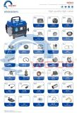 pista de 650W Cyliner/junta/cárter del motor/pistón/piezas de los generadores de la gasolina de Caburetor